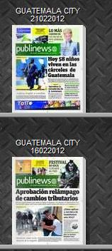 Disfruta tu Publinews de hoy online