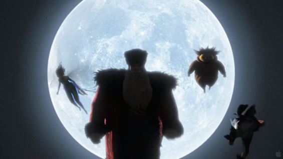The Guardians in Rise of the Guardians animatedfilmreviews.filminspector.com