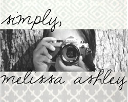 Simply, Melissa Ashley