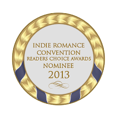 Indie Romance Award Nominee