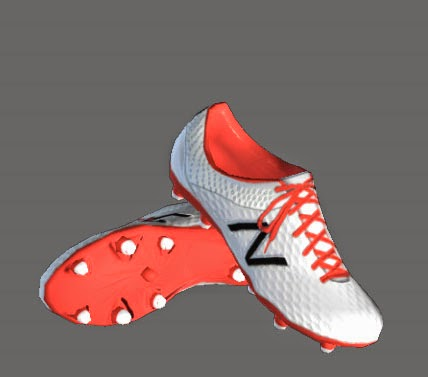 PES 2013 Aaron Ramsey New Balance 2015 Boot by HendriSimz