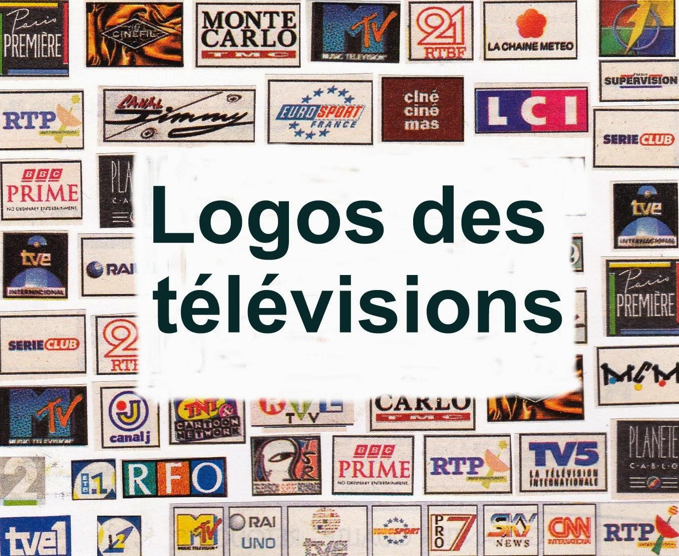 Logos des télévisions