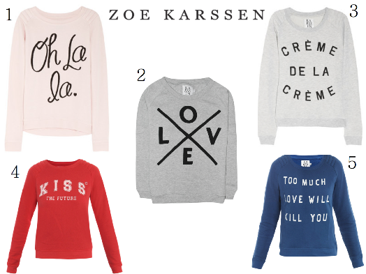 Zoe Karssen Creme Dela Creme Sweater Ebay 24