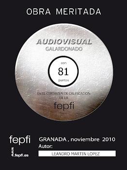 Calificaciones de la Federación Española de Fotógrafos y Profesionales de la Imagen 2010