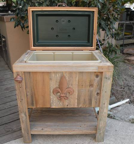 Wood Project Ideas: Instant Get How to build wood ice chest