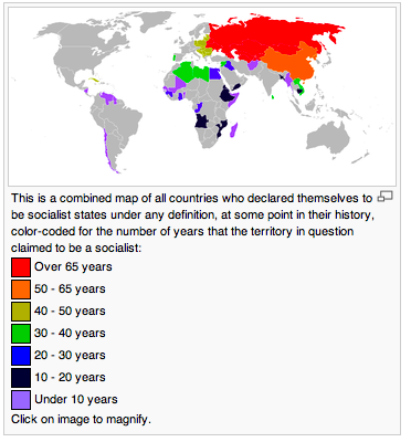 Your List Of Socialist Countries Is The Usa Joining The