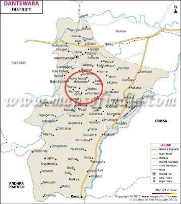 chhattisgarh district