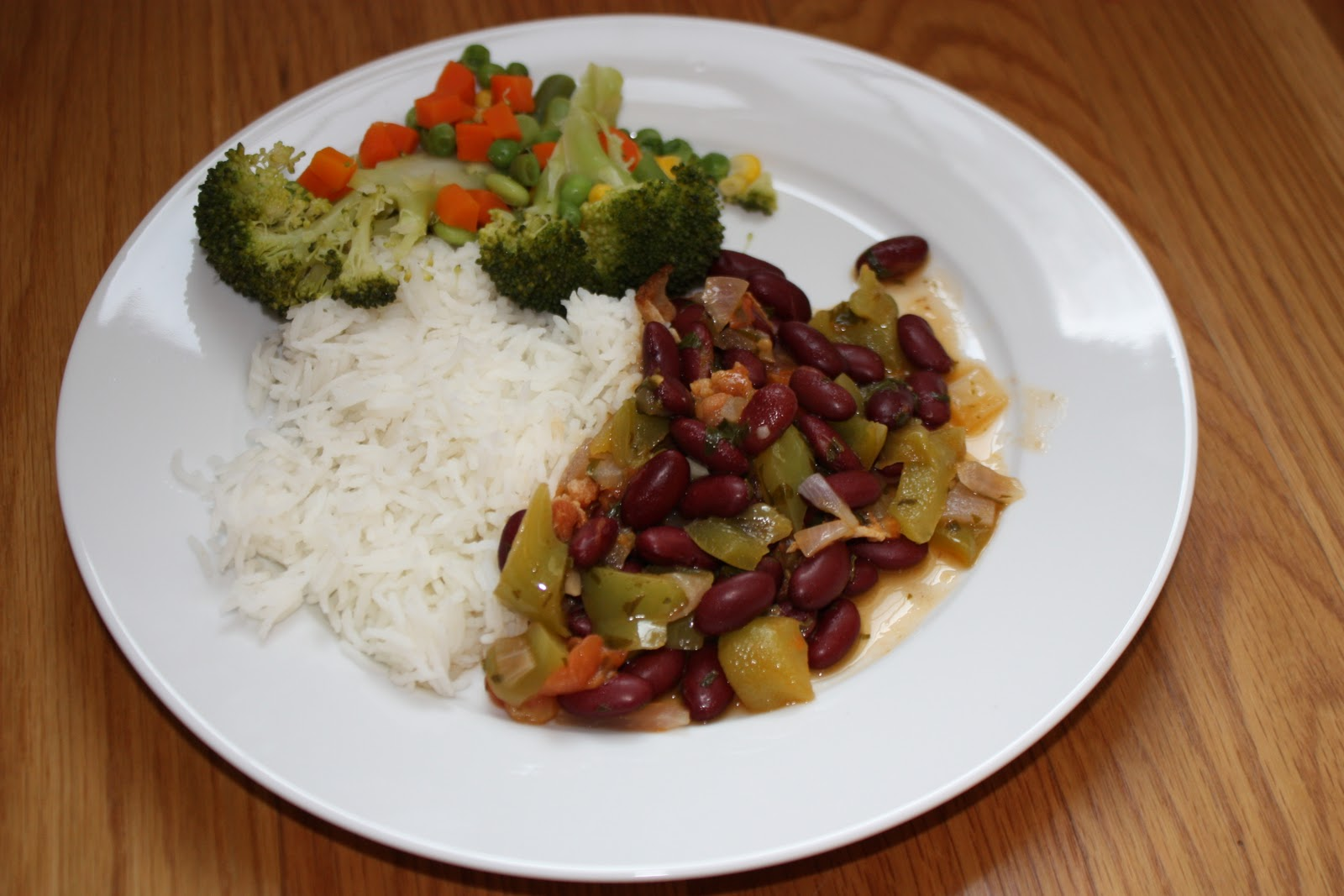 Dominican Rice And Beans