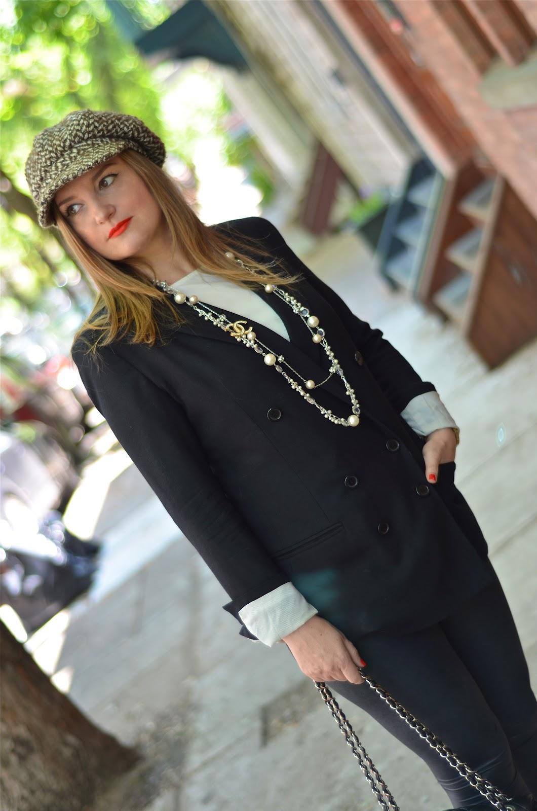 mexx bag leggings: American Apparel. shoes: MRKT. bag: vintage. necklace: ...