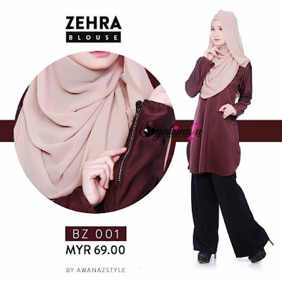 Zehra-Blouse-BZ001