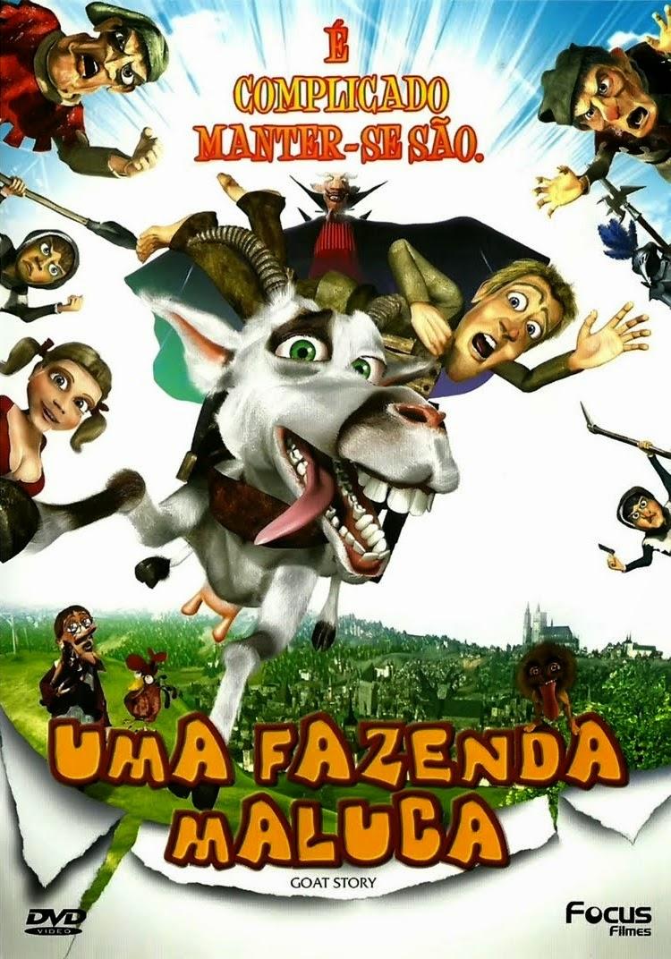 Uma Fazenda Maluca – Dublado (2011)