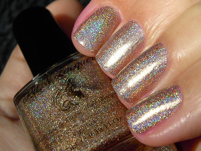 FUN Lacquer Summer 2014 Holo Polish Collection - TGIF