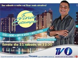 PROGRAMA FINA ESTAMPA - TV I (Bahia)
