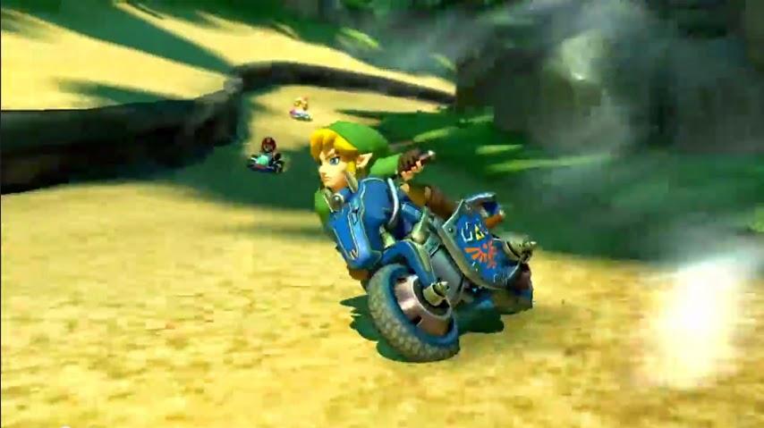 Primer DLC de Mario Kart 8