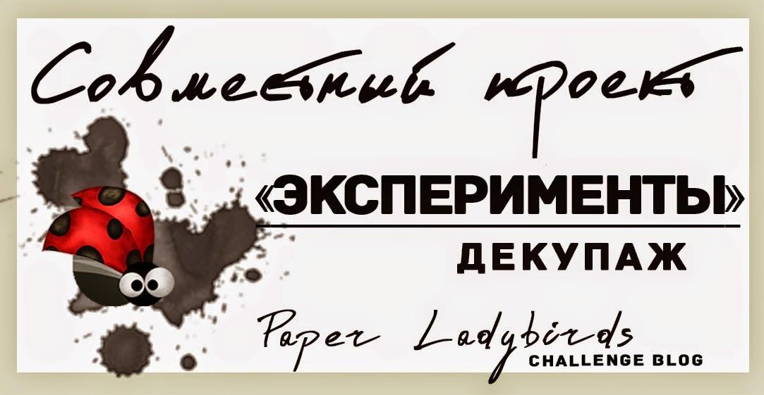 """СП """"Эксперименты"""" до 14 сентября"""