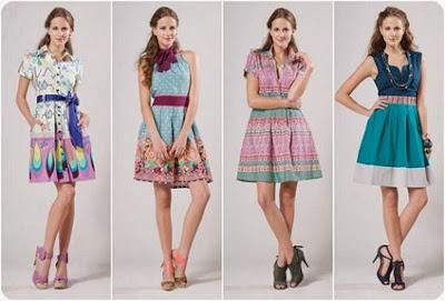 Fotos de Vestidos e Saias