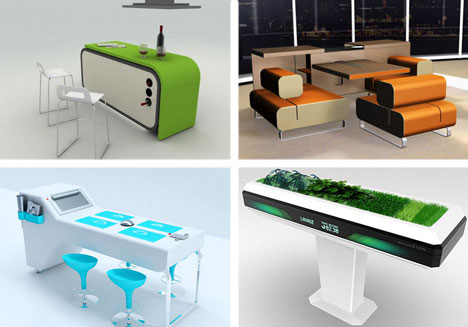 Desain rumah minimalis furniture, accesories furniture