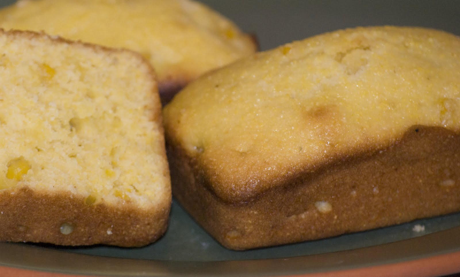 CALEES NARRATIVE: Cornbread Muffins