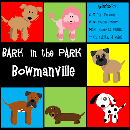 Bark In The Park - Bowmanville