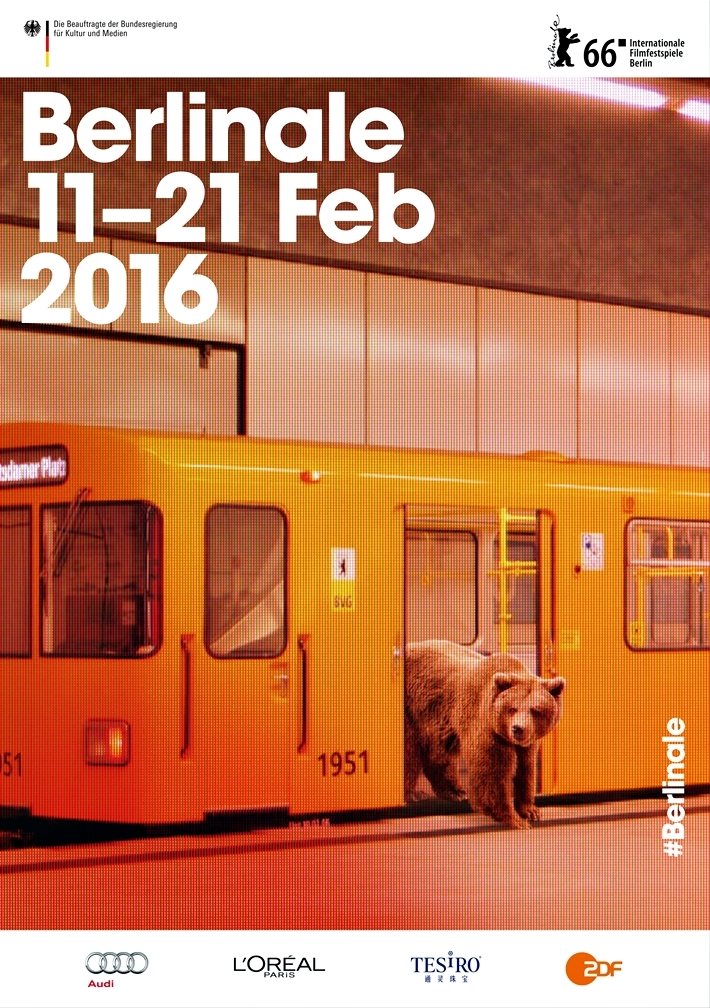 Berlinale póster