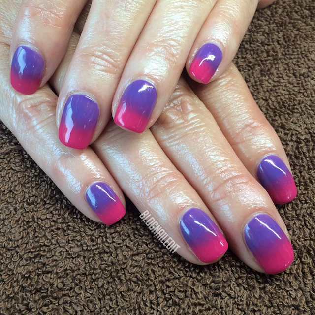 Gel Gradient by Nailed It @ www.blognailedit.co