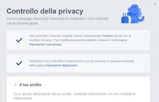 facebook privacy check