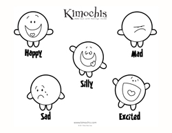 Feeling Faces Coloring Pages Coloring Pages Feeling Faces Coloring Pages