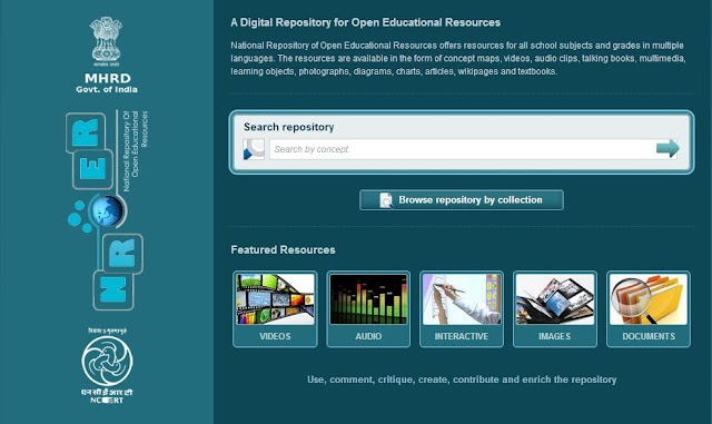 NROER: A National Digital Repository for Open Educational Resources
