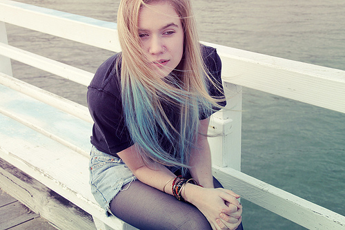 Californiana Azul :3