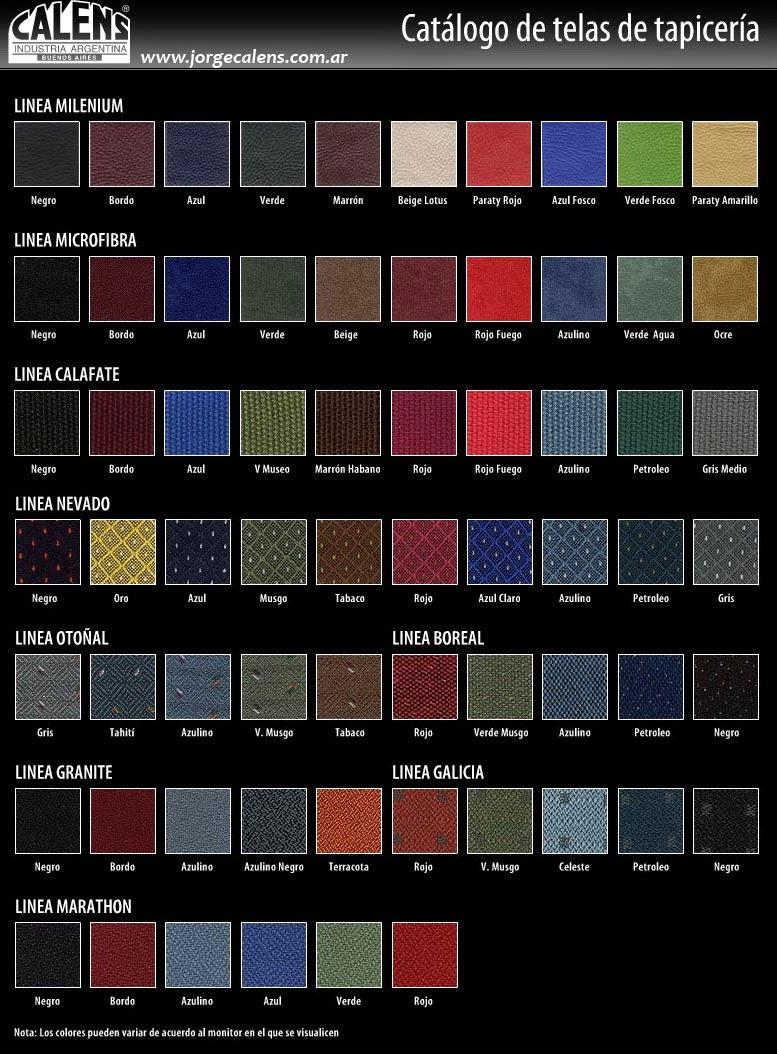C tedra de materiales y t cnicas ii - Muestrario de telas para cortinas ...