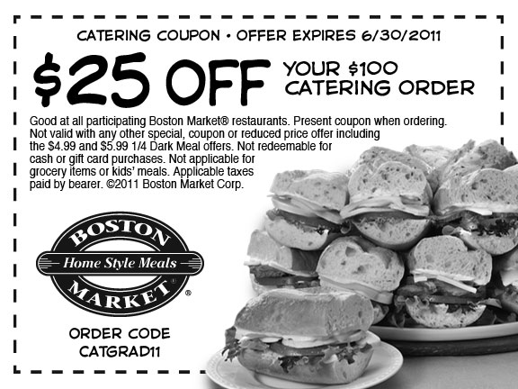 kmart coupons june 2011. Boston Market Coupons 2011;