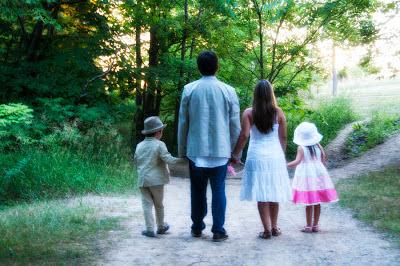 Caminar - Ejercicio en Familia