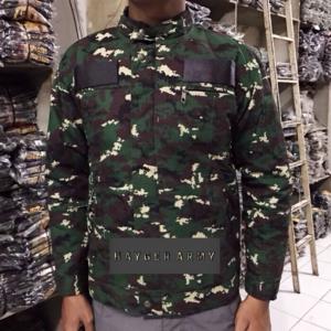 Jaket loreng / jaket abg NKRI