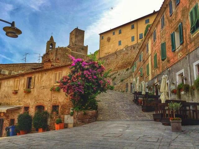 Castiglione Della Pescaia, Toscana, Tuscany