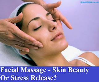 Skin Beauty Or Stress Release
