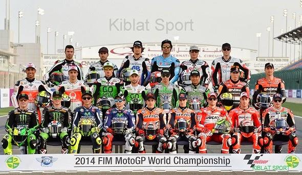 Hasil MotoGP 2014