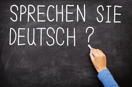 تعلم اللغة الألمانية بشكل سهل