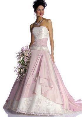 Vestidos de Noiva lilás