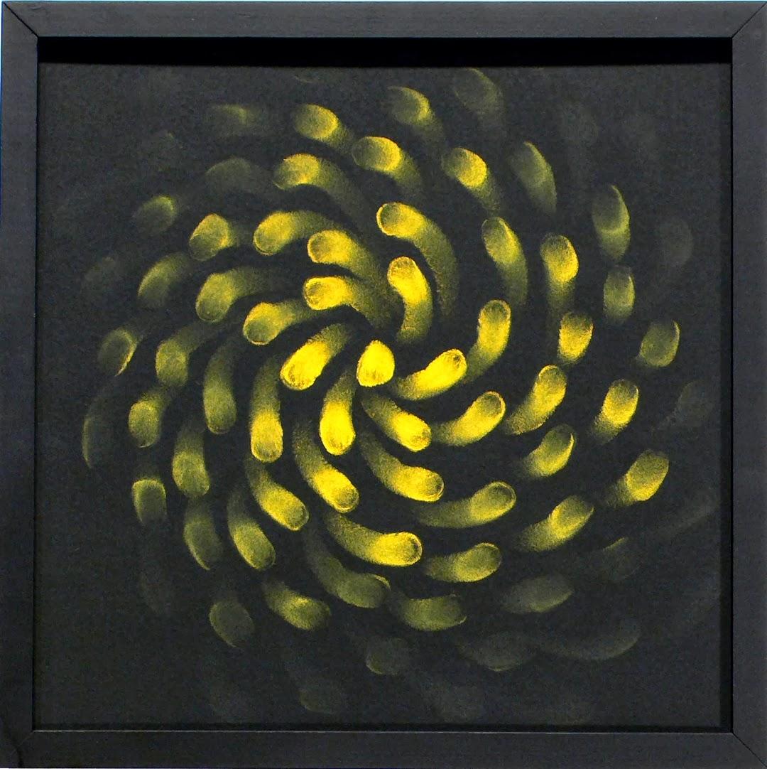Enchanting Fingerprint Wall Art Pattern - All About Wallart ...