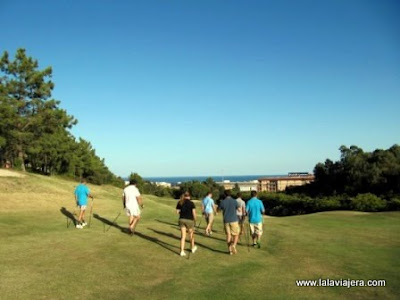 Nordic Walking Islantilla