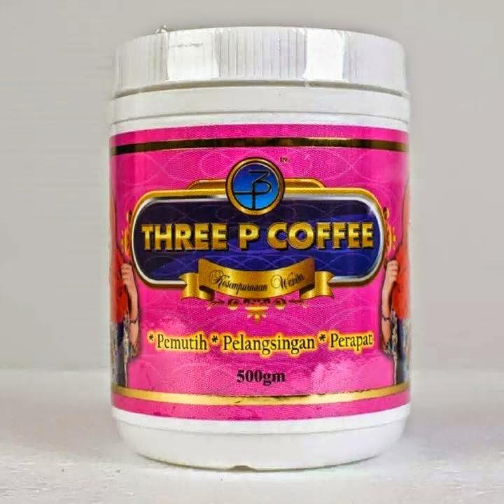 THREE P COFFEE - PEMUTIH, PELANGSINGAN DAN PERAPAT