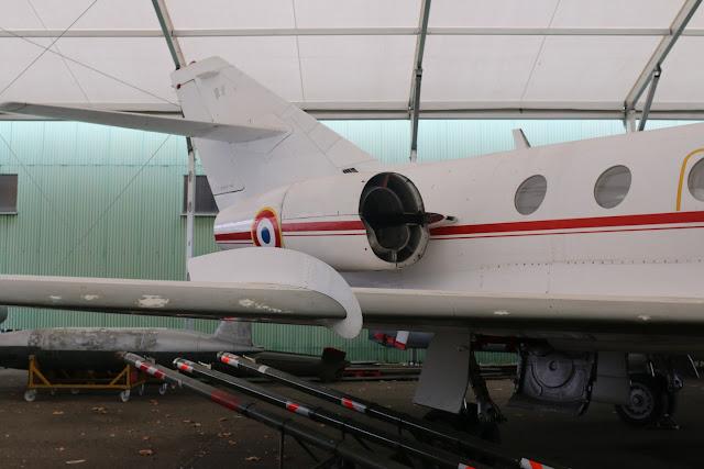 Dassault Mystère 20 N°167 F-RAEB