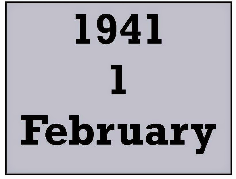 Today in 1941 - February 1 - German parachutist Josef Jakobs was discovered in a field near Ramsey, Huntingdonshire