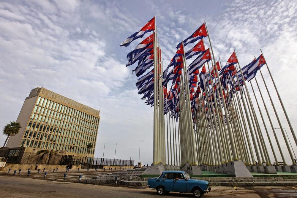 Cuba social media and politics