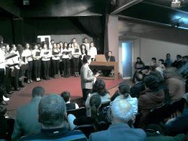 Aspect de la manifestarea dedicată Zilei Naţionale a României, Bibl. G.T. Kirileanu, 23.11.2012...
