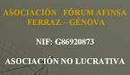 Asociacion  Forum y Afinsa de Ferraz-Genova