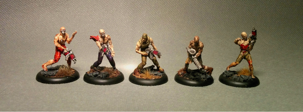 Warzone Resurrection - Undead legionnaires - Dark Legion - Algetorh - 2
