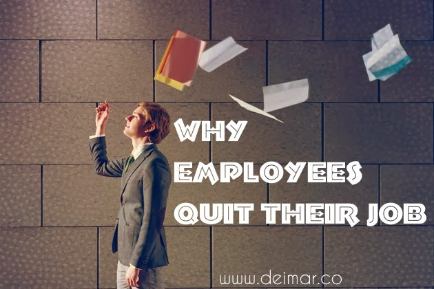 Why Employees Quit Their Job