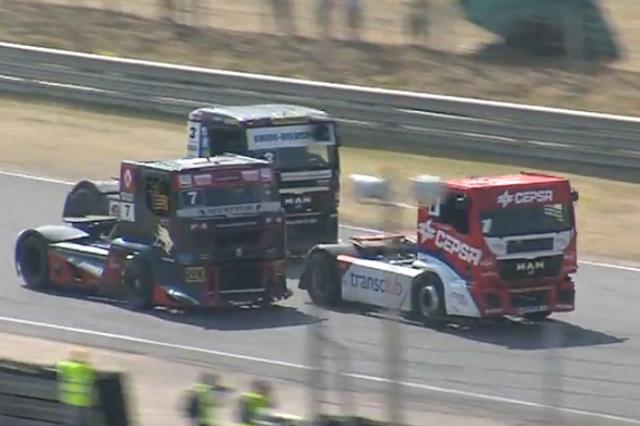 videos de camiones de carreras jarama octubre 2011