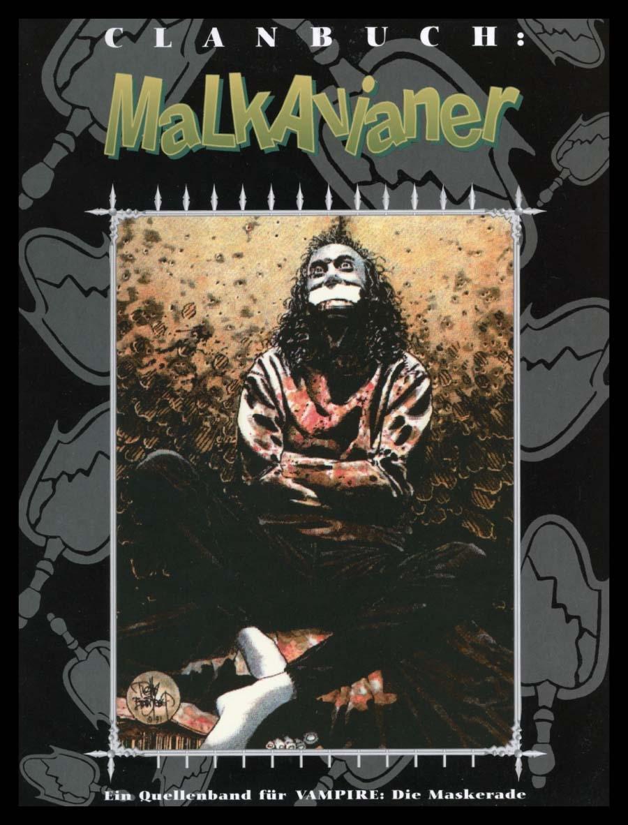 Clanbuch: Malkavianer*